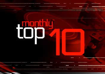 Subdivisions Global Monthly Top 10